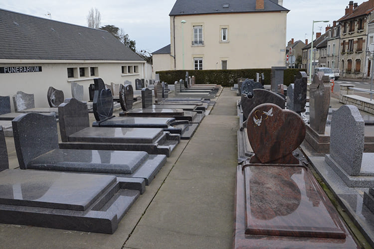 Pompes funèbres Gaubier à Cosne-sur-Loire dans la Nièvre (58)
